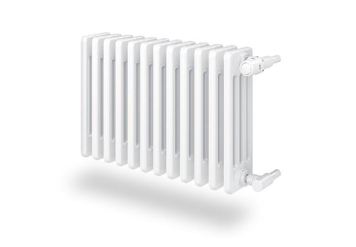 Радиатор трубчатый DL 3057 AB боковое подключение